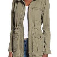 BP. Cotton Canvas Anorak | Nordstrom
