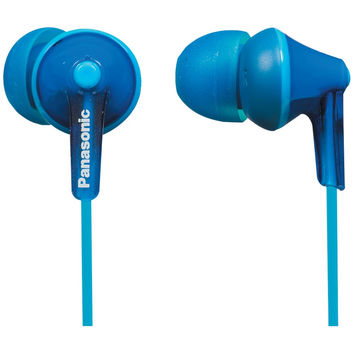 PANASONIC TCM125 Earbuds with Remote & Microphone (Blue) RPTCM125A RP-TCM125-A 8