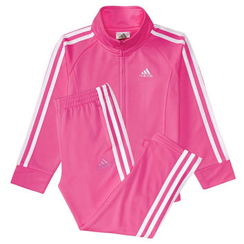adidas 2-pc. Pant Set Baby Girls - JCPenney