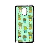Cactus For Samsung Galaxy Note 2/Note 3/Note 4/Note 5/Note Edge Phone case ZG