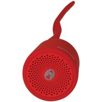 Coleman Aktiv Sounds Tws Waterproof Bluetooth Speaker (red)