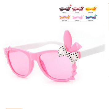 2016 New Children Sunglasses Kids Designer Shades For Girls Boys Goggle Baby Glasses Oculos Infantil