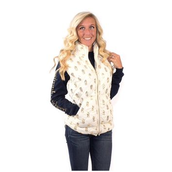 Simply Southern Quilted Vest