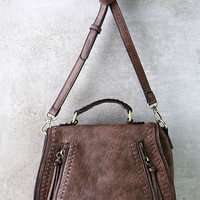Free Roam Brown Purse