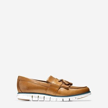 Zerogrand Tassel Loafer