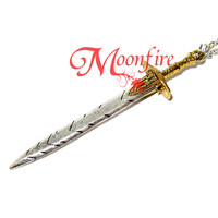 PERCY JACKSON Riptide Sword Pendant Necklace