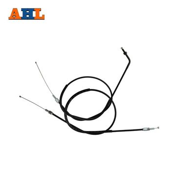 AHL High Quality Brand New Motorcycle Accessories Throttle Line Cable For KAWASAKI KLX250 KLX 250 1992-2007