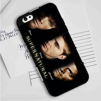 Supernatural (with names) iPhone Case