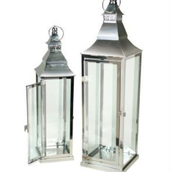 2 Lanterns - Glass Panels