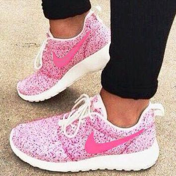 """NIKE"" Women Fashion Running Sport Casual Shoes Sneakers"