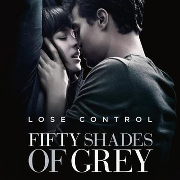 Fifty Shades of Grey 50 Fifty Shades movie poster Sign 8in x 12in