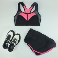 Women Sport Yoga Sets For Gym Running Workout Sportswear Girl Lady Fitness Clothing for Woman