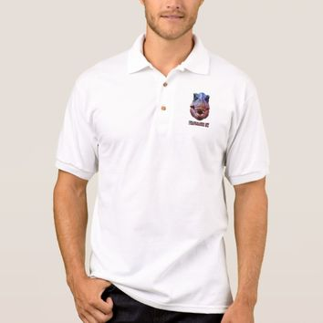 Tyrannosaurus Rex King Of Predators Polo Shirt
