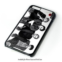 5Sos Out Of My Limits Lyrics Design for iPhone and iPod Touch Case