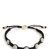 Pave Ball Friendship Bracelet by Juicy Couture