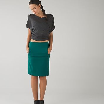 &go 'til dawn skirt | women's skirts | lululemon athletica