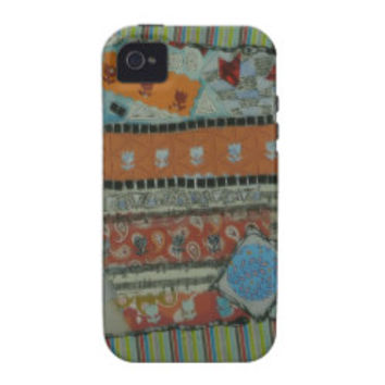 mixed media iPhone 4/4S cover