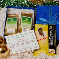 Start It Up Holiday Tea Gift Box