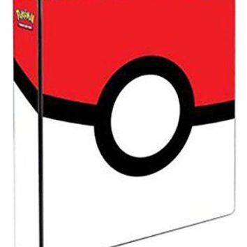 "Pokemon Poke Ball 2"" 3-Ring Binder"