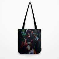 A Male Gaze Tote Bag by Stephen Linhart