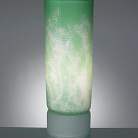 Babys Breath Table Lamp by Moshe Bursuker: Art Glass Table Lamp | Artful Home