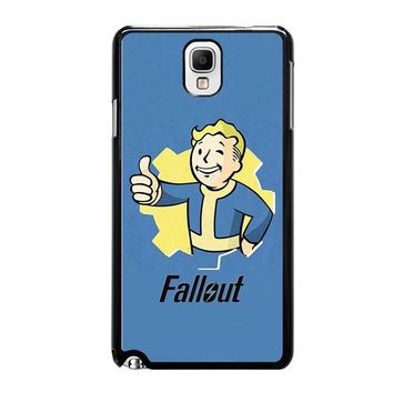VAULT BOY TECH FALLOUT Samsung Galaxy Note 3 Case Cover