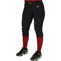 Easton Girls' Mako Softball Pants - Black