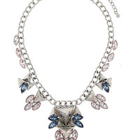 Triangle Stone Collar - Jewelry  - Bags & Accessories