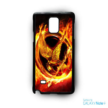 The Hunger Games for Samsung Galaxy Note 2/Note 3/Note 4/Note 5/Note Edge phone case