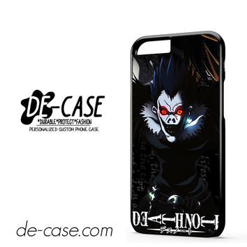 Death Note Japan Manga DEAL-3112 Apple Phonecase Cover For Iphone 6 / 6S