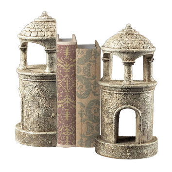Turret Bookends