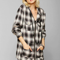 Somedays Lovin North Islands Flannel Jacket - Urban Outfitters