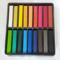 Temporary Hair Chalk (18 Pieces) from Heartblues