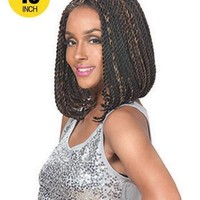 Zury SIS Bob Senegalese Lace Front Wig