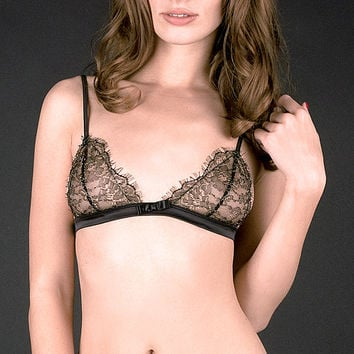 Maison Close: Jardin Imperial Triangle Bra