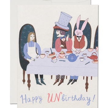 happy unbirthday card