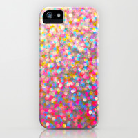 Carnival Candy iPhone & iPod Case by Caleb Troy