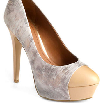 Bcbgeneration Cristen Leather Pumps