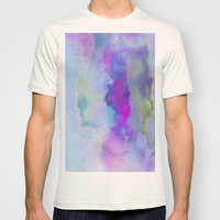 Abstract Cloud Formation T-shirt by Jenartanddesign