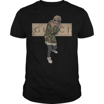 Star wars Stormtrooper Gucci shirt Premium Fitted Guys Tee