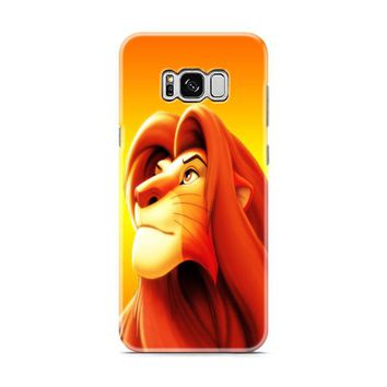 Cooll Scar The Lion King Samsung Galaxy S8 | Galaxy S8 Plus Case