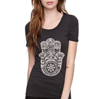 Kanye West Henna Hands T-Shirt at PacSun.com