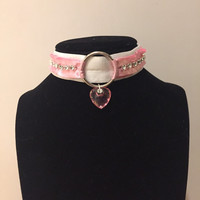 LUXURY - The Rose Quartz Collar