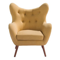 Lorraine Club Chair - Moe's Home Collection