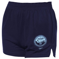 Speedo USA Swimming Ladies Navy Blue 2010 Junior Nationals Championships Mesh Shorts - http://www.shareasale.com/m-pr.cfm?merchantID=7124&userID=1042934&productID=486916556 / USA Swimming
