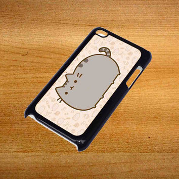 Pusheen Cat For iPod Touch 4 Case *76*