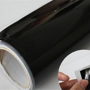 135cmx10cm/piece Car Roof Protective Vinyl Film Water Proof Stickers Air Drain Free Bubbles