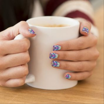 Minx Nails Indian Style