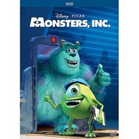 Monsters, Inc. (Widescreen) (DVD)