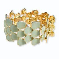 Disney Couture Little Mermaid Fish Scales Cuff Bracelet [07/09/2010] - $75.00 : Regencies
